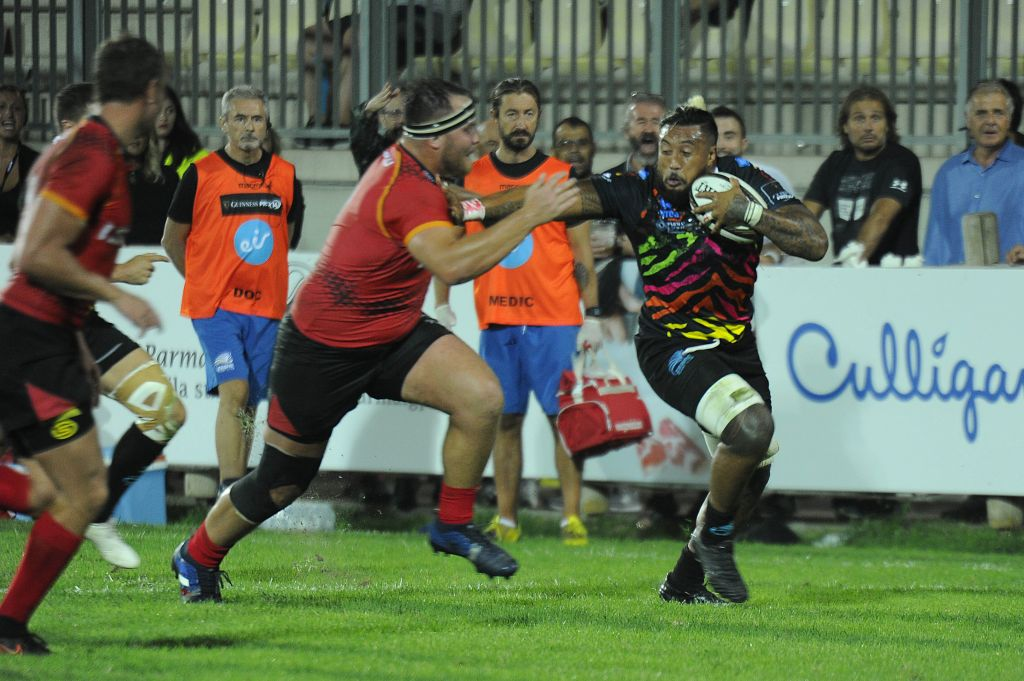 jimmy tuivaiti zebre rugby