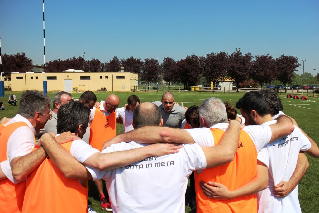 Team building rugby manager aziende