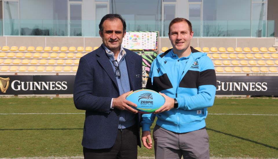 Zebre Rugby Performance Hub Parma