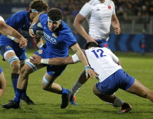 andreani e neculai zebre rugby